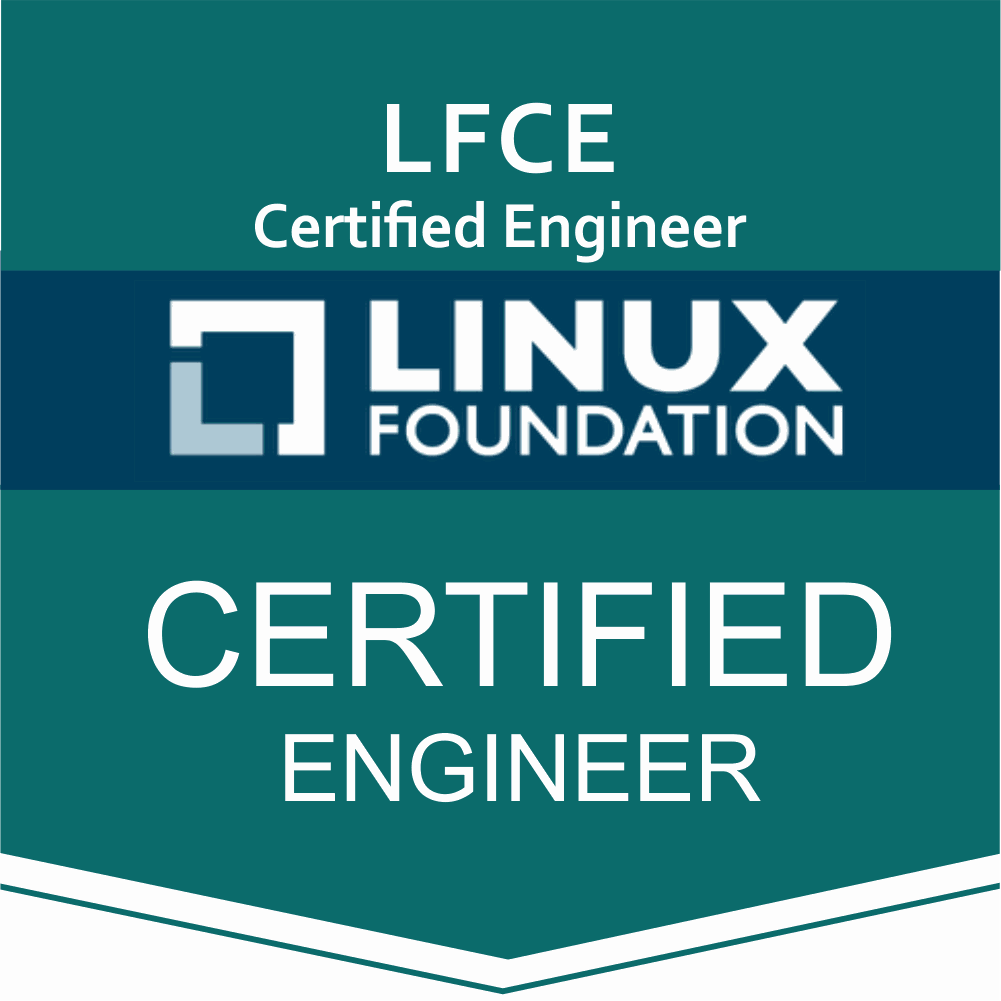 Linux Foundation Certified Engineer (LFCE)