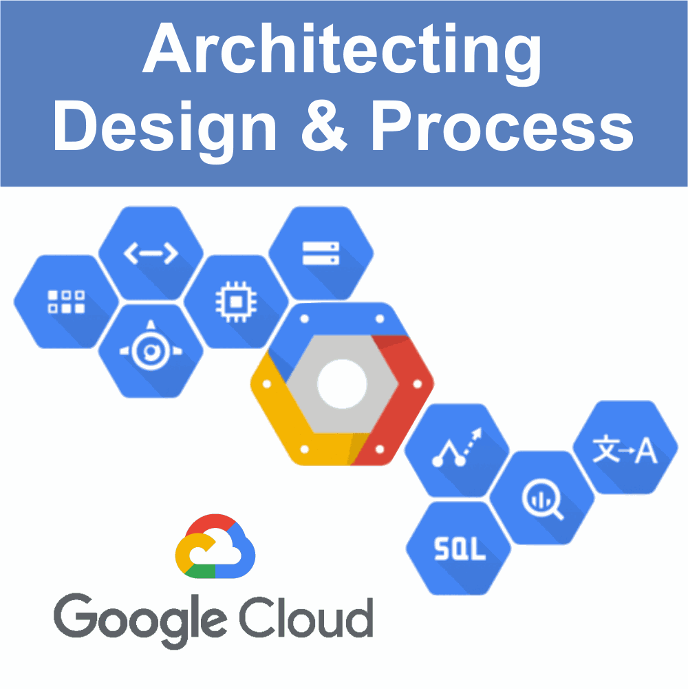Architecting with Google Cloud: Design and Process